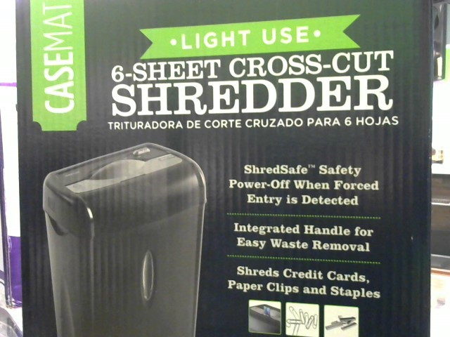 CASE-MATE Shredder SHREDDER