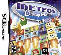 NINTENDO Nintendo DS Game METEOS DISNEY MAGIC