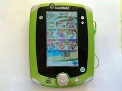 LEAPFROG LEAPPAD 2 - GREEN