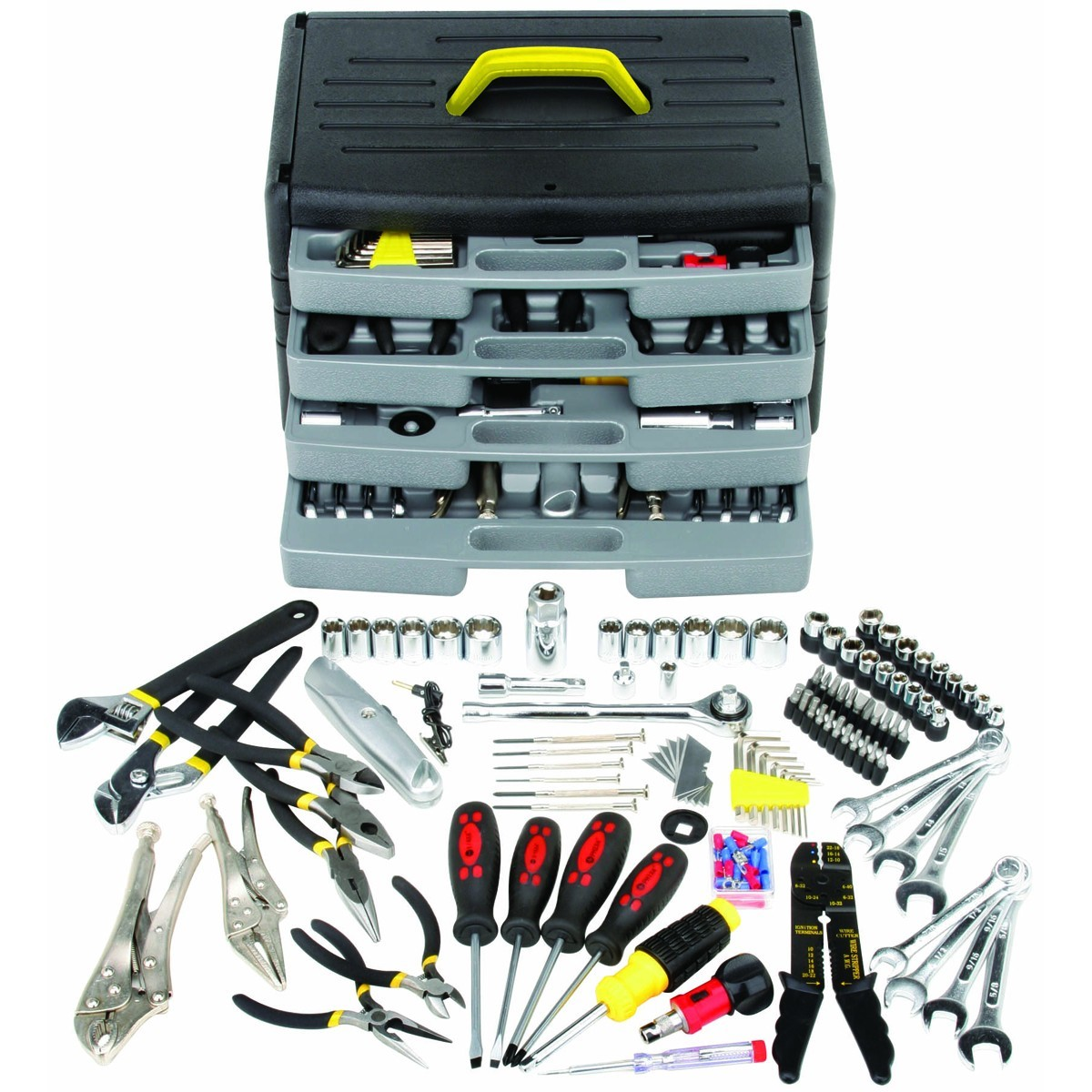 PITTSBURGH AUTOMOTIVE Miscellaneous Tool 105PC