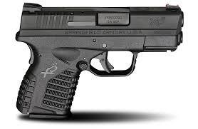 SPRINGFIELD ARMORY Pistol XDS-45 ACP