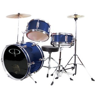 GP PERCUSSION Drum Set GP55