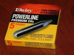 DAISY Accessories POWERLINE PREMIUM CO2