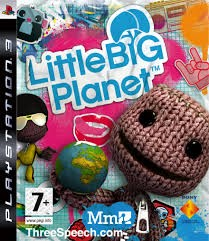 SONY Sony PlayStation 3 Game LITTLE BIG PLANET