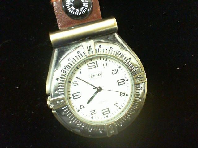 LEVI STRAUSS Pocket Watch LEVU3075