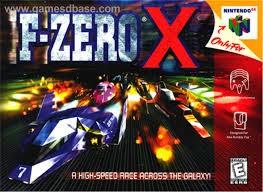 NINTENDO Nintendo 64 Game F-ZERO X