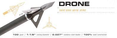 WASP DRONE ARROW TIPS