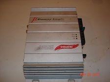 POWER LOGIC Car Amplifier 70 WATTS