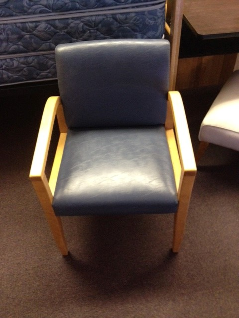 AMICO Chair BLUE CHAIR