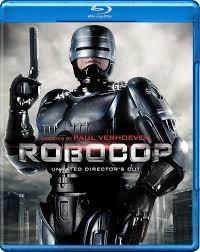BLU-RAY MOVIE Blu-Ray ROBOCOP