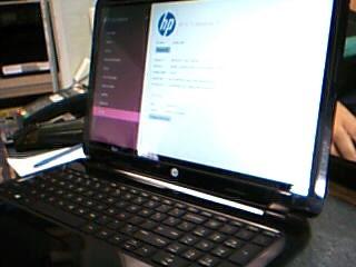 HEWLETT PACKARD Laptop/Netbook 15 TS NOTEBOOK