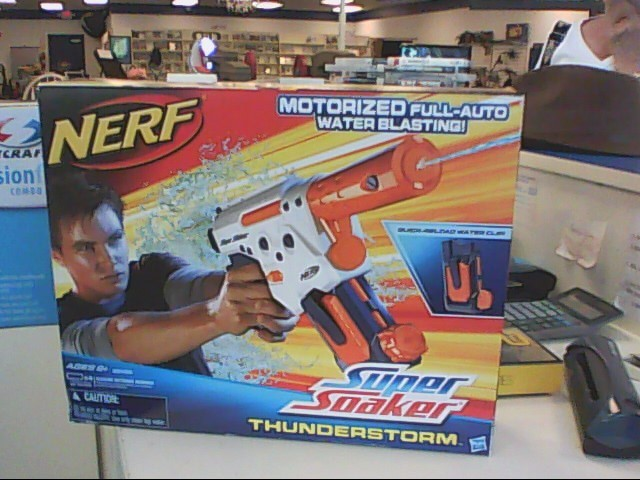 NERF Toy SUPER SOAKER