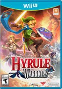NINTENDO Nintendo Wii U Game HYRULE WARRIORS