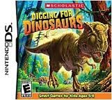 NINTENDO Nintendo DS Game DIGGING FOR DINOSAURS FOR DS
