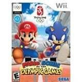 NINTENDO Nintendo Wii Game MARIO & SONIC AT THE OLYMPIC GAMES