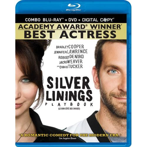 BLU-RAY MOVIE Blu-Ray SILVER LININGS PLAYBOOK
