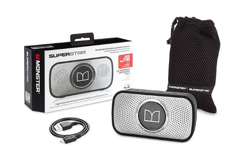 MONSTER Speakers SUPERSTAR
