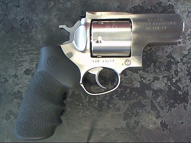 RUGER Revolver SUPER REDHAWK ALASKAN
