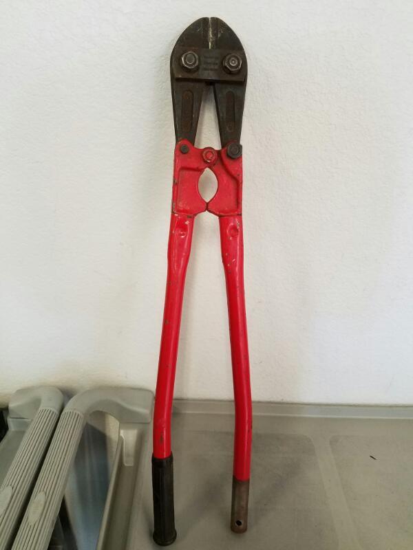 RIDGID TOOLS Miscellaneous Tool BOLT CUTTERS