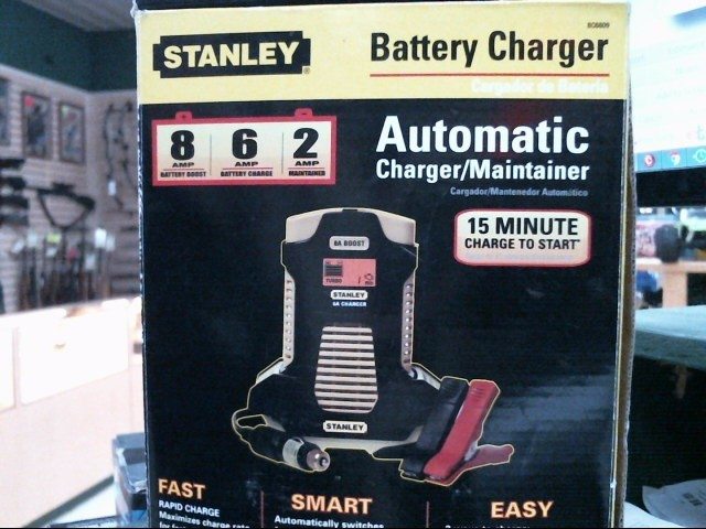 STANLEY BATTERY BOOSTER