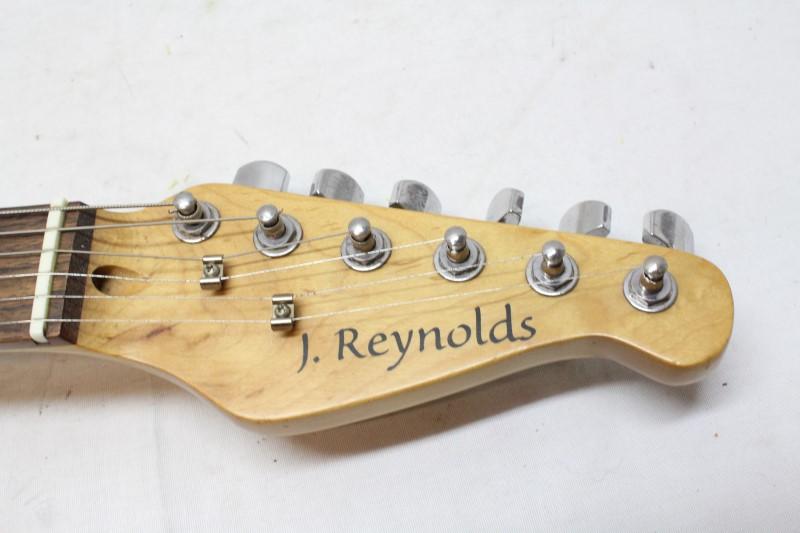 J REYNOLDS Electric Guitar ELECTRIC GUITAR