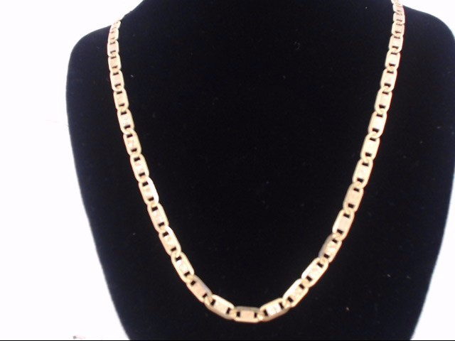 Gold Chain 18K Yellow Gold 11g