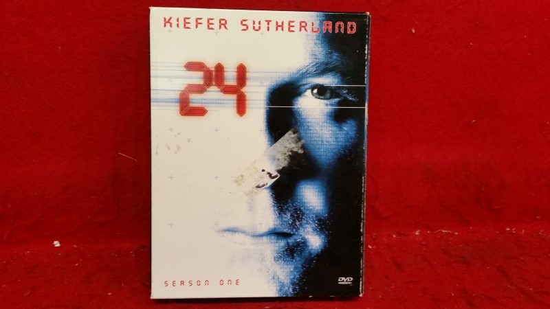 24 - Complete Six DVD Season One Collection