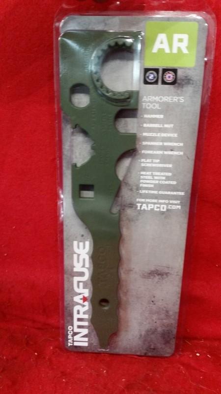 Tapco AR Armorer's Tool - OD Green