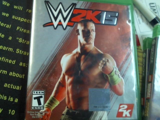 XBOX One Game W2K15