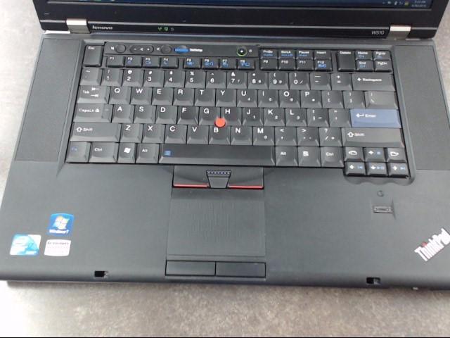 LENOVO Laptop/Netbook W510