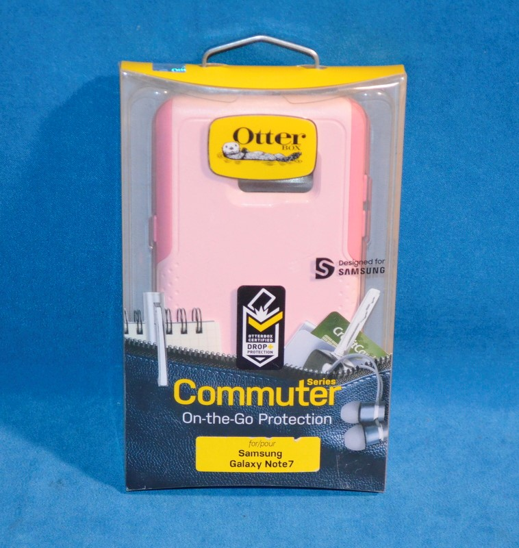 OTTERBOX Samsung Galaxy Note 7 Cell Phone Case COMMUTER 77-53821