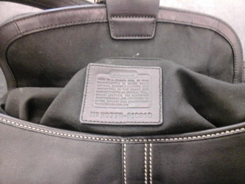 COACH Handbag 9248 SOHO BLACK PURSE