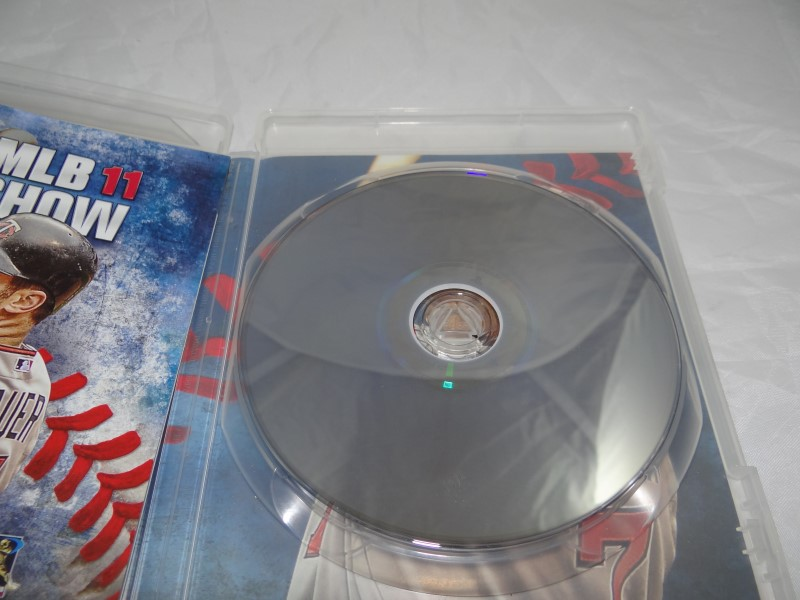 SONY PlayStation 3 PS3 EA Sports MLB 11: The Show 2011