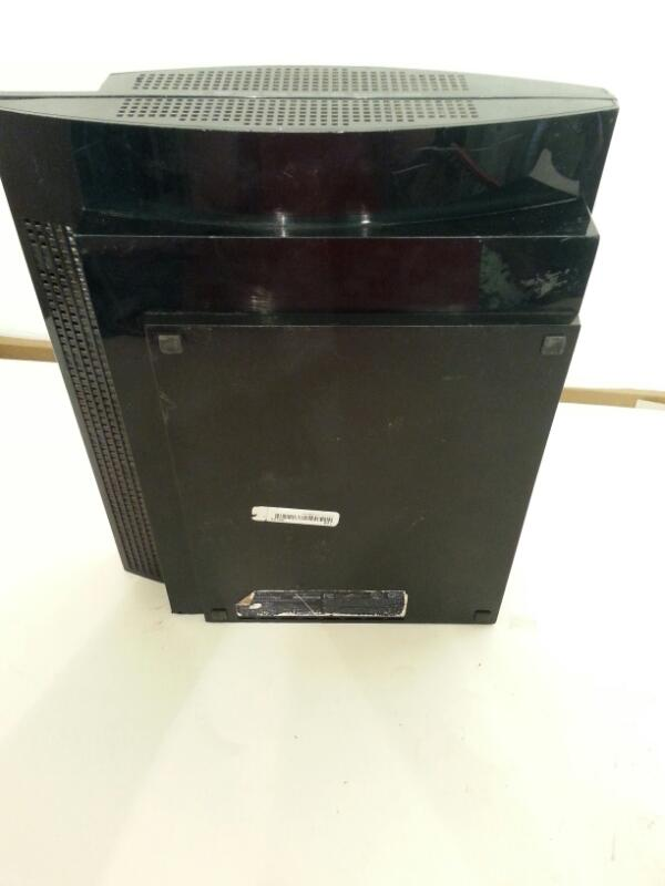SONY PLAYSTATION 3 - SYSTEM - 40GB - CECH-H01 AS IS]