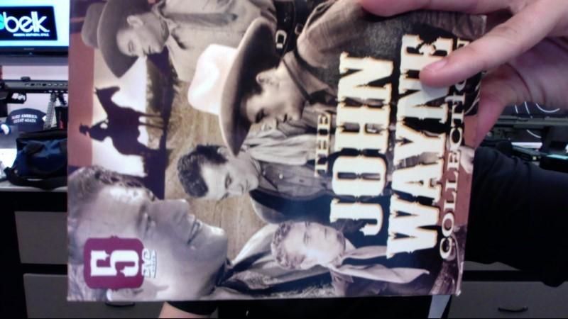 MADACY DVD JOHN WAYNE COLLECTION