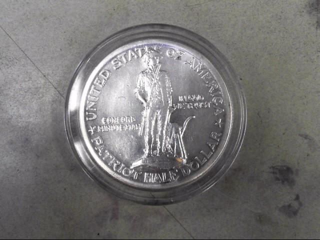 UNITED STATES Coin 1775-1925 PATRIOT HALF DOLLAR