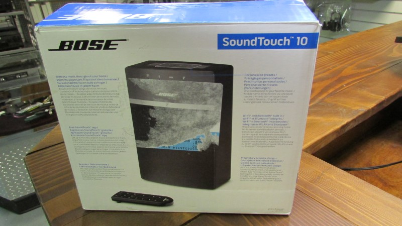 BOSE Speakers/Subwoofer SOUNDTOUCH 10