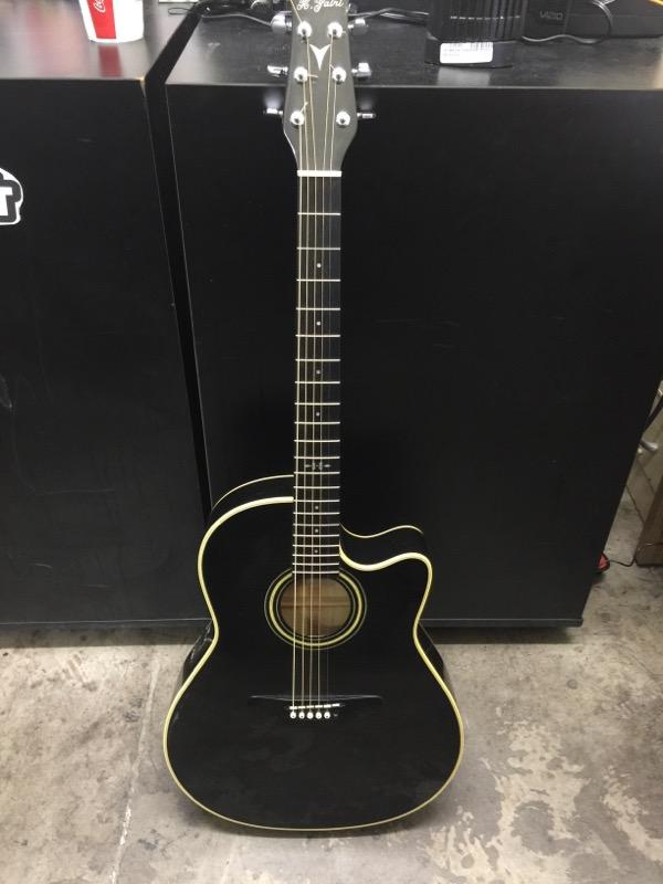 K YAIRI Electric-Acoustic Guitar DY87TBK