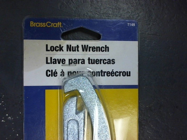 BRASS CRAFT Wrench T149