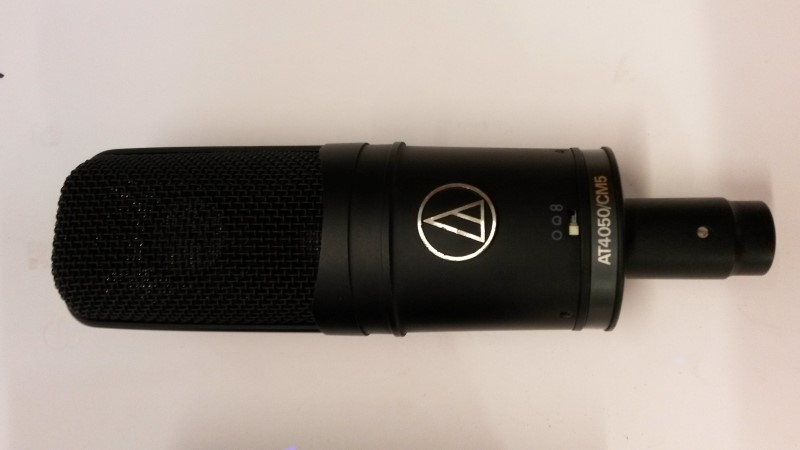 AUDIO-TECHNICA Microphone AT4050