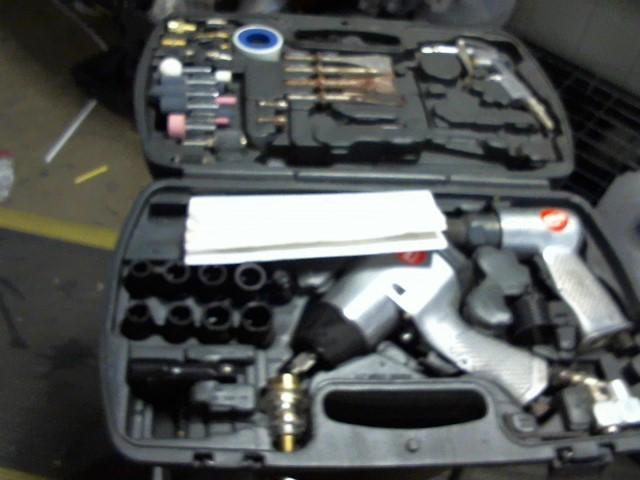DEVILBISS Air Tool Parts/Accessory AIR TOOOL SET