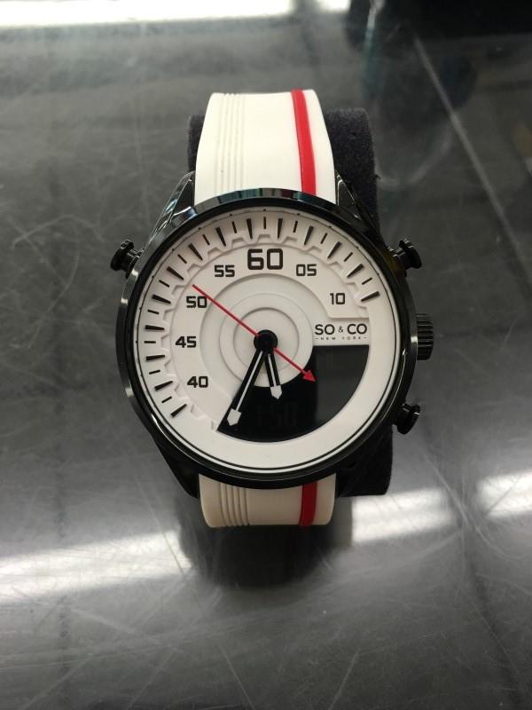 SO & CO NEW YORK Gent's Wristwatch WATCH