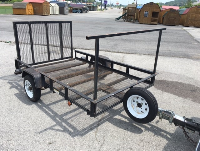 LOWES RV/Trailer/Camper Part CARRY ON TRAILER 5X8