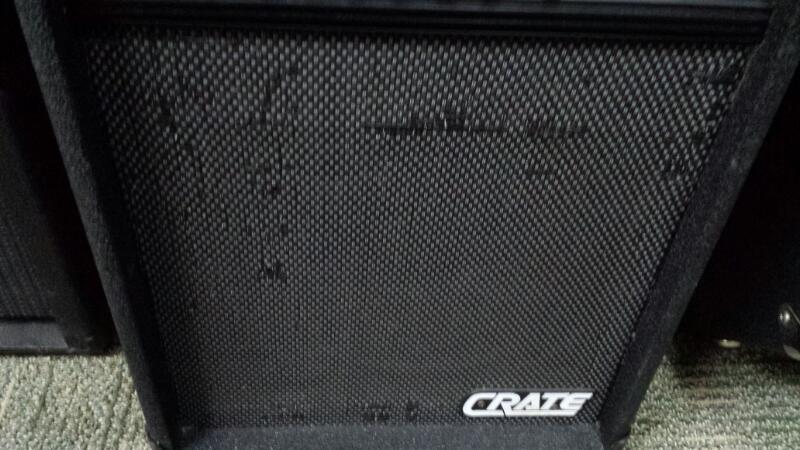 CRATE Bass Guitar Amp BX-50 PERSONAL BASS AMP