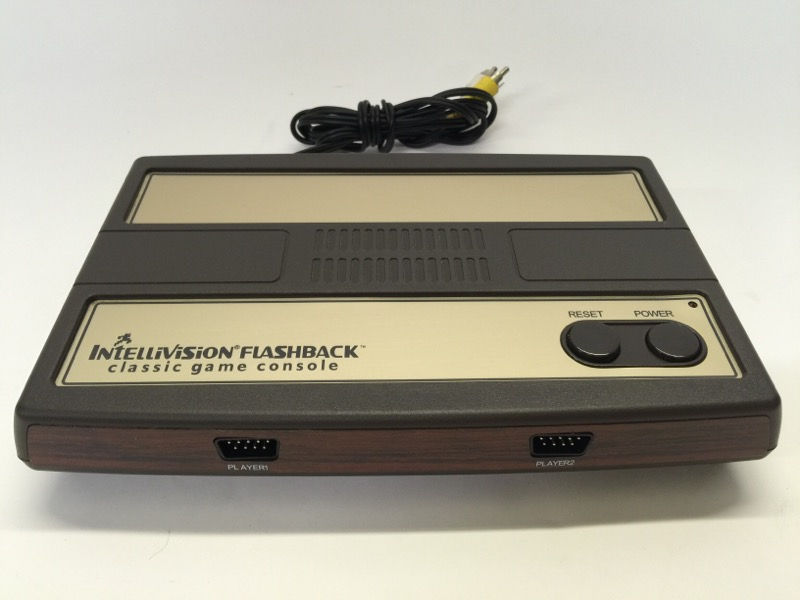 INTELLIVISION Video Game Accessory FLASHBACK