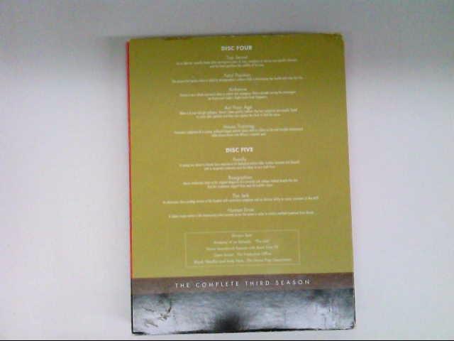 BOX SET DVD HOUSE SEASON 3