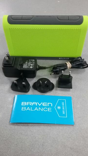 BRAVEN Speakers BALANCE