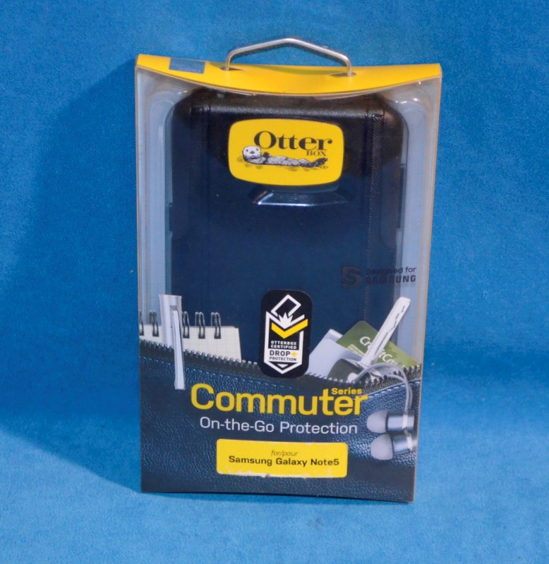 OTTERBOX Samsung Galaxy Note 5 Cell Phone Case COMMUTER 77-52062