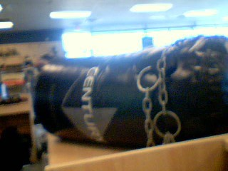 CENTURY Exercise Equipment TRAINING HEAVY BAG