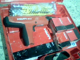 HILTI Cement Hand Tool DX201